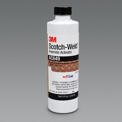 62708-Scotch-Weld Anaerobic Activator AC649-2oz (Loctite 7649)